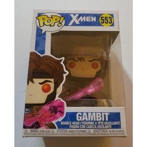 X-Men Gambit Funko Pop